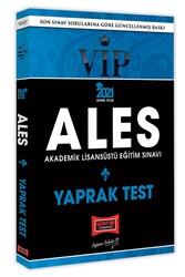 Yargı Yayınları - Yargı Yayınları 2021 ALES VIP Yaprak Test