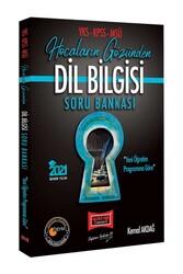 Yargı Yayınları - Yargı Yayınları 2021 YKS KPSS MSÜ Hocaların Gözünden Dil Bilgisi Soru Bankası