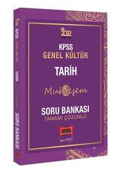 Yargı Yayınları 2022 KPSS Genel Kültür Muhteşem Tarih Tamamı Çözümlü Soru Bankası - Thumbnail