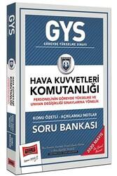 Yargı Yayınları - Yargı Yayınları GYS Hava Kuvvetleri Konutanlığı Konu Özetli Soru Bankası
