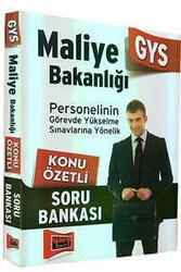 Yargı Yayınları - Yargı Yayınları GYS Maliye Bakanlığı Konu Özetli Soru Bankası