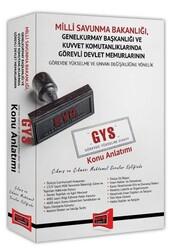Yargı Yayınları - Yargı Yayınları GYS Milli Savunma Bakanlığı Çıkmış ve Çıkması Muhtemel Sorular Eşliğinde Konu Anlatımı