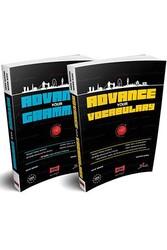 Yargı Yayınları - Yargı Yayınları İleri Seviye Gramer ve Akademik Kelime Kitap Paketi