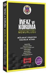 Yargı Yayınları - Yargı Yayınları İnfaz ve Koruma Memurluğu Mülakat Sınavına Hazırlık Kitabı