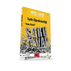 Yargı Yayınları - Yargı Yayınları ÖABT Tarih Öğretmenliği Konu Özetli Soru Cevap Kitabı
