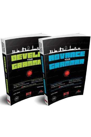 Yargı Yayınları Orta ve İleri Seviye Gramer Kitap Paketi