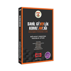 Yargı Yayınları - Yargı Yayınları Sahil Güvenlik Komutanlığı Mülakat Sınavına Hazırlık Kitabı