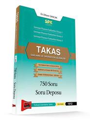 Yargı Yayınları - Yargı Yayınları SPK Takas Saklama ve Operasyon İşlemleri 750 Soru Soru Deposu