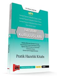 Yargı Yayınları - Yargı Yayınları SPK Yatırım Kuruluşları Pratik Hazırlık Kitabı