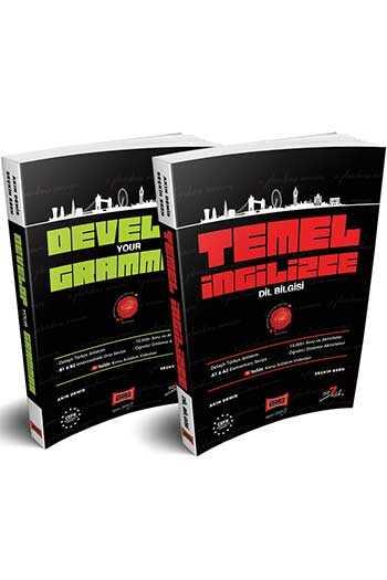 Yargı Yayınları Temel ve Orta Seviye Gramer Kitap Paketi