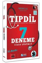 Yargı Yayınları - Yargı Yayınları TIPDİL Video Çözümlü 7 Deneme Sınavı 10. Baskı