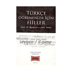 Yargı Yayınları - Yargı Yayınları Türkçe Öğrenenler İçin Fiiller