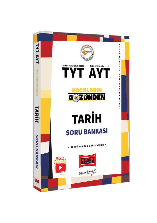 Yargı Yayınları TYT AYT Hocaların Gözünden Tarih Soru Bankası