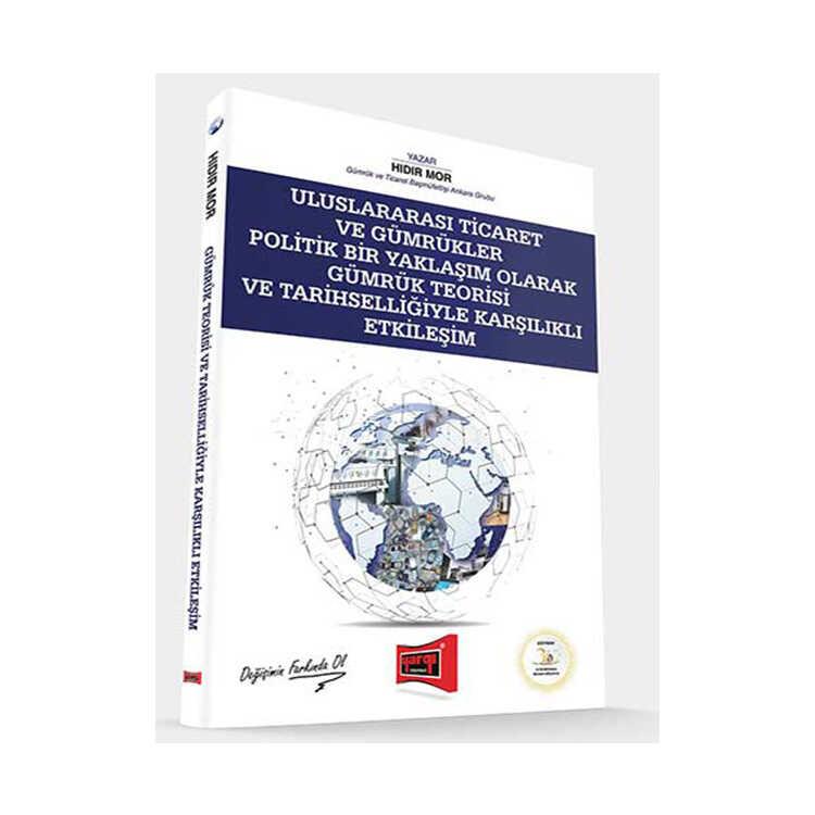Yargı Yayınları Uluslararası Ticaret ve Gümrük Teorisi