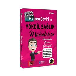 Yargı Yayınları - Yargı Yayınları Video Çeviri İle YÖKDİL SAĞLIK Makaleleri 2. Baskı