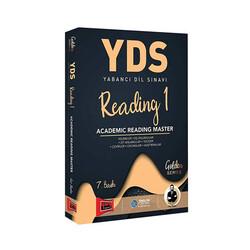 Yargı Yayınları - Yargı Yayınları YDS Reading 1 Academic Reading Master