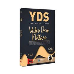 Yargı Yayınları - Yargı Yayınları YDS Video Ders Notları