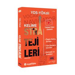 Yargı Yayınları - Yargı Yayınları YDS YÖKDİL Kelime Stratejileri
