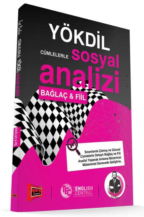 Yargı Yayınları YÖKDİL Cümlelerle Sosyal Analizi Bağlaç Fiil
