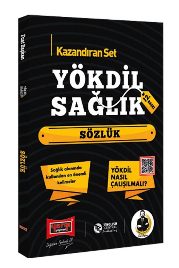 Yargı Yayınları YÖKDİL Sağlık Bilimleri Sözlük 12. Baskı