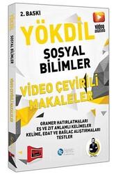Yargı Yayınları - Yargı Yayınları YÖKDİL Sosyal Bilimler Video Çevirili Makaleler
