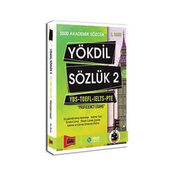 Yargı Yayınları - Yargı Yayınları YÖKDİL Sözlük 2
