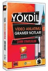 Yargı Yayınları - Yargı Yayınları YÖKDİL Video Anlatımlı Gramer Notları