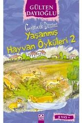 Altın Kitaplar Yayınevi - Yaşanmış Hayvan Öyküleri 2 Altın Kitaplar