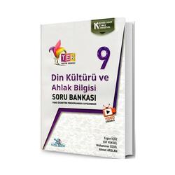 Yayın Denizi Yayınları - Yayın Denizi 9. Sınıf TEK Serisi Din Kültürü ve Ahlak Bilgisi Soru Bankası