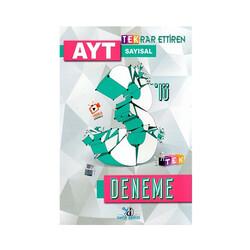 Yayın Denizi Yayınları - Yayın Denizi AYT Sayısal Tekrar Ettiren TEK 3 lü Deneme