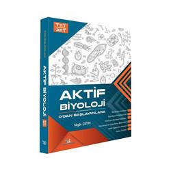 Yayın Denizi Yayınları - Yayın Denizi TYT AYT Aktif Biyoloji 0'dan Başlayanlara
