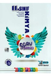 Yayın Denizi Yayınları - Yayın Denizi Yayınları 11. Sınıf Kimya Simülatör Soru Bankası