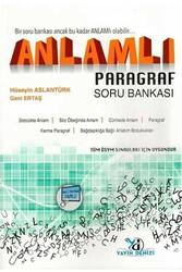 Yayın Denizi Yayınları - Yayın Denizi Yayınları Anlamlı Paragraf Soru Bankası