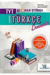 Yayın Denizi Yayınları - Yayın Denizi Yayınları TYT Türkçe Tekrar Ettiren Denemeleri