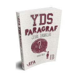 Benim Hocam Yayıncılık - YDS Paragraf Çeviri Teknikleri Benim Hocam Yayınları