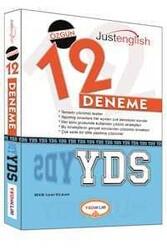 Yediiklim Yayınları - YDS Tamamı Çözümlü 12 Deneme Sınavı Yediiklim Yayınları