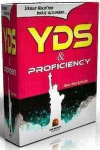 YDS ve Proficiency Kapadokya Yayınları