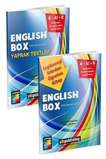Ydspublishing Yayınları English Box – Yaprak Testler Set 2 Kitap