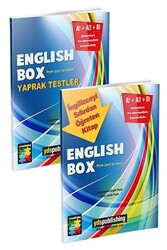 YDS Publishing - Ydspublishing Yayınları English Box – Yaprak Testler Set 2 Kitap
