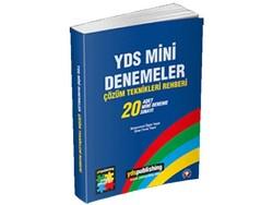 YDS Publishing - Ydspublishing Yayınları YDS 20 Mini Deneme Sınavı