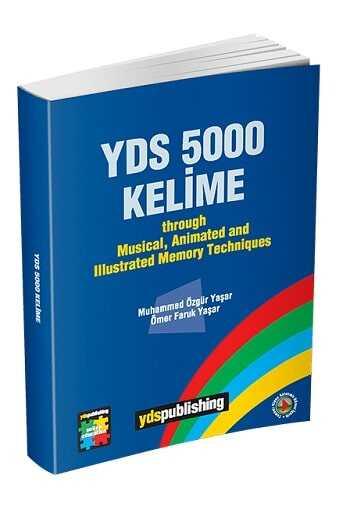 Ydspublishing Yayınları YDS 5000 Kelime Cep Kitabı