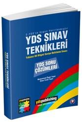 YDS Publishing - Ydspublishing Yayınları YDS Sınav Teknikleri Soru Çözümleri