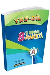YDS Publishing - Ydspublishing Yayınları YKS DİL 8li Sınav Paketi