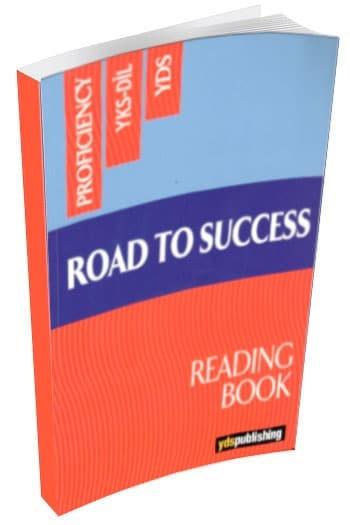 Ydspublishing Yayınları YKS DİL YDS ROAD TO SUCCESS READİNG BOOK