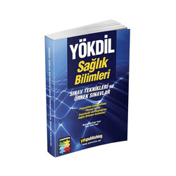 YDS Publishing - Ydspublishing Yayınları YÖKDİL Sağlık Bilimleri Sınav Teknikleri ve Örnek Sınavlar
