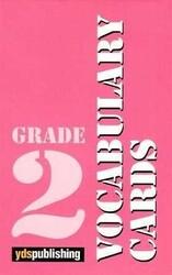 YDS Publishing - Ydspuplishing Yayınları Grade 2 Vocabulary Cards