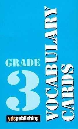 Ydspuplishing Yayınları Grade 3 Vocabulary Cards