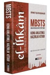 Yedibeyza Yayınları - Yedibeyza Yayınları MBSTS El-İhkam Konu Anlatımlı Hazırlık Kitabı