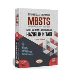 Yediiklim Yayınları - Yediiklim Yayınları Diyanet İşleri Başkanlığı MBSTS Konu Anlatımlı Soru Bankası Hazırlık Kitabı