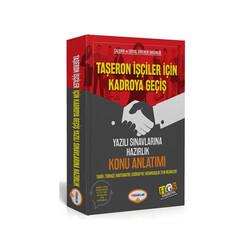 Yediiklim Yayınları - Yediiklim Yayınları Taşeron İşçiler İçin Kadroya Geçiş Yazılı Sınavlarına Hazırlık Konu Anlatımı